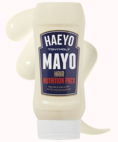 This Mayonnaise-Inspired Conditioner Makes for Glorious Hair from InStyle.com
