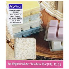 Microwaveable Soy Wax By ArtMinds™