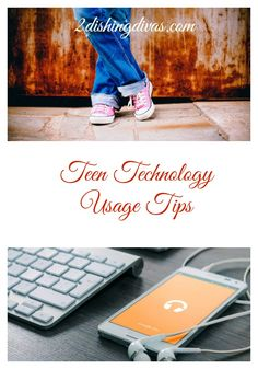 Here are teen technology usage tips developed by a teen, to use online resources more appropriately!