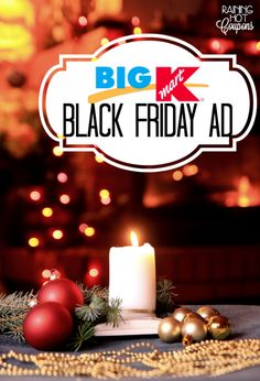 Kmart Black Friday Ad - Earn 7.3% cash back this holidy at Kmart. Start earning at save.moneybackking.com