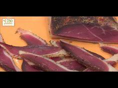 (39) Magret séché maison - 750g - YouTube Foie Gras, Charcuterie, Gluten, Food, Recipes, Recipe Videos, Original Recipe, Poultry, Kitchens