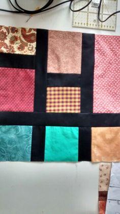 Meu bloco patchwork