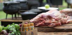 Rosemary & Garlic Lamb by Tikka Boys - Mix Masala - Bushies Gone Wild #recipe #ultimatebraaimaster #robertsons