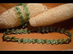 """Колье из бисера """"Кармен"""". Мастер класс / Necklaces of beads. Beading - YouTube"""