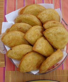 Empanadas de carne venezolanas