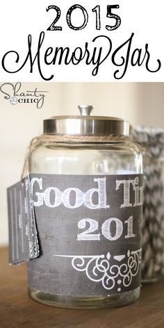 This is what i want my memory jar to look like for my 'in habit'