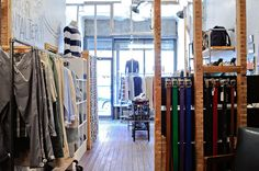 Alter boutique in Greenpoint, Brooklyn; Casey Kelbaugh for The New York Times