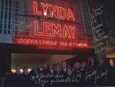 Photos des Fans avec Lynda Lemay