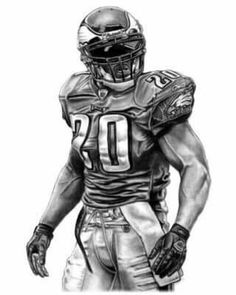 Image detail for -. art for extreme sports legend travis pastrana to promote his Philadelphia Eagles Football, Nfl Football, American Football, Philadelphia Skyline, Philadelphia Sports, Football Stuff, Football Player Drawing, Brian Dawkins, Clothes For Big Men