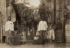 Indonesia, Java ~ Dutch East Indies
