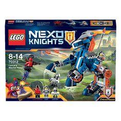 LEGO Nexo Knights Lance's Mecha Horse 70312