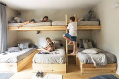 Bunk Bed Rooms, Bunk Beds Built In, Bedrooms, Room Design Bedroom, Bedroom Decor, Kids Bedroom Furniture, Rustic Furniture, Antique Furniture, Outdoor Furniture