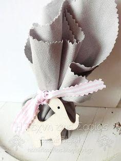 Μπομπονιέρα ελεφαντάκι