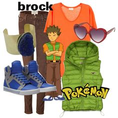 Brock - Pokemon
