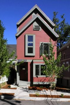 1000 images about skinny house design on pinterest