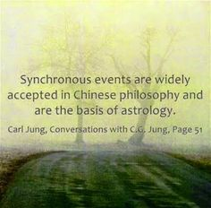 """Carl Jung Depth Psychology: Carl Jung's """"Opinion on Astrology"""""""