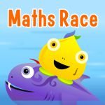 Squeebles Maths Race, by KeyStageFun, is a terrific addition to this developer's suite of adorable learning apps. Educational Apps For Kids, Learning Apps, Learning Time, Literacy And Numeracy, Maths, Education Jobs, Math Practices, Parents As Teachers