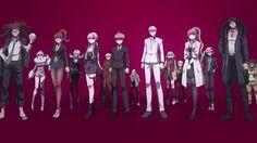 Nuevo vídeo promocional del Anime Danganronpa 3 -The End of Kibougamine Gakuen-.