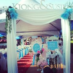 Outdoor wedding 010114