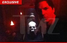 'Ghost Adventures' Star -- Violent Human-Skull Ghost is Haunting My House Ghost News, Ghost Adventures Zak Bagans, Alien Abduction, Ghost Hunters, Human Skull, Dream Guy, Me On A Map, Paranormal, Las Vegas