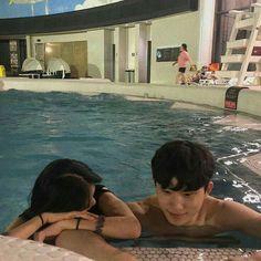 Couple Goals, Cute Couples Goals, Relationship Goals Pictures, Cute Relationships, Ulzzang Couple, Ulzzang Girl, Cute Couple Pictures, Couple Photos, Korean Couple