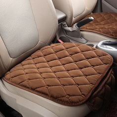 Winter Plush Car Seat Cover Cushion For Honda Accord Civic CRV Crosstour Fit City HRV Vezel Series Car pad Free Shipping #Affiliate