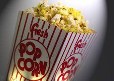 """¿Sabías que comer """"popcorn"""" en el cine te hace inmune a los anuncios antes de la película? Averigua cómo es posible, aquí: http://www.sal.pr/?p=84915"""