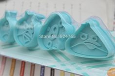 New Plastic Biscuits Pig Bird Fondant Cake Sugarcraft Decoration Cookie Cutter Chocolate Mold Kitchen Bakeware Cooking Tools