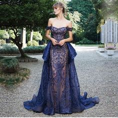 Yay or nay to this beauty? #couture #dresses #receptiondress #receptiondressinspiration
