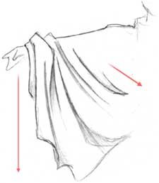 How to Draw Clothes (Part 1) – Manga University Campus Store   ★ || CHARACTER DESIGN REFERENCES (https://www.facebook.com/CharacterDesignReferences & https://www.pinterest.com/characterdesigh) • Love Character Design? Join the #CDChallenge (link→ https://www.facebook.com/groups/CharacterDesignChallenge) Share your unique vision of a theme, promote your art in a community of over 40.000 artists! || ★