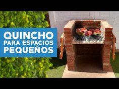 ¿Cómo construir un quincho para espacios pequeños? - YouTube