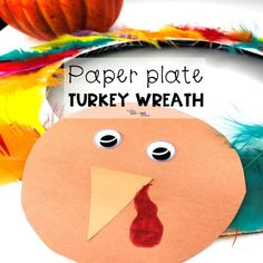 3 Easy Thanksgiving Crafts for Kids 3 easy Thanksgiving crafts for kids. Use household items to make Thanksgiving slime, a turkey popcorn treat bag, and a paper plate turkey wreath with feathers. Thanksgiving Activities For Kids, Thanksgiving Crafts For Kids, Easy Diy Crafts, Baby Crafts, Kid Crafts, Orange Balloons, Turkey Wreath, Kindergarten Themes, Slime For Kids
