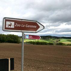 La Garenne - Parc animalier à Le Vaud Places, Park, Spain, Lugares