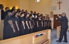 Central State University Chorus members have performed at the White House, been headliners for the Czech National Orchestra and have carried their voices to other parts of Europe and South America, as well as the U.S. from east to west.