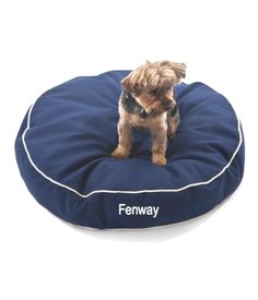 Design Darling home decor & monogrammed gifts — Personalized Dog Bed