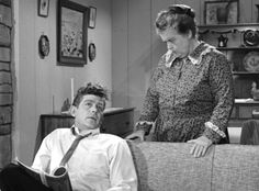 Aunt Bee, and Andy.