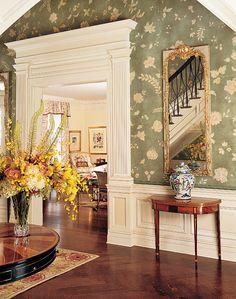 doors, mirror, floors, door mold, entryways