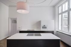 beautiful kitchen from LenzWerk