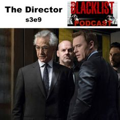 Jack and Melissa discuss s3e9 of The Blacklist
