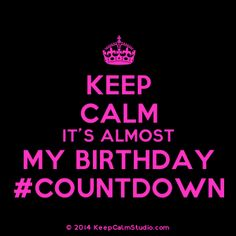Birth Day QUOTATION – Image : Quotes about Birthday – Description 9 days to go 33 wise enough to know i have it all Sharing is Caring – Hey can you Share this Quote ! Countdown To My Birthday, Happy Birthday Month, Thank You For Birthday Wishes, Birthday Quotes For Me, Happy Birthday Celebration, Happy Birthday Images, 23rd Birthday, Birthday Memes, Birthday Stuff