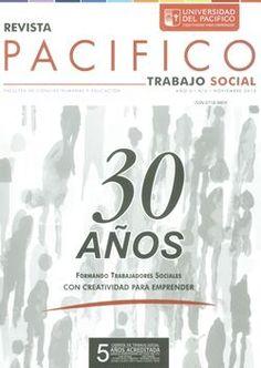 Revista Pacífico Trabajo Social. N° 5, Noviembre 2015.