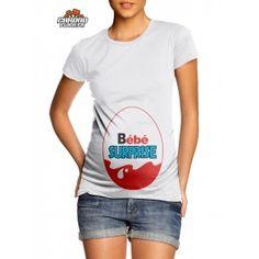 T-shirt Bébé surprise