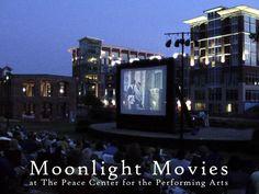 Moonlight Movies, Greenville SC