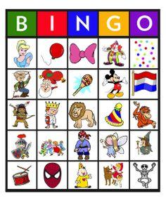 Bingo: carnaval 12