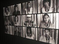 Fotos de Yanomamis de autoria de Claudia Andujar