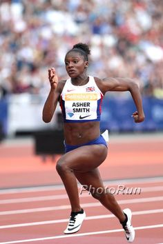 Dina Asher-Smith - Athletics. 200m and 100m relay.