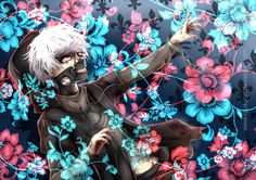 Tokyo Ghoul - Kaneki by SpukyCat on DeviantArt