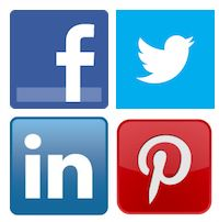 Facebook, Twitter, LinkedIn, Pinterest - How Social Are The Social Networks? [INFOGRAPHIC]