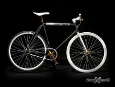 Collaboration with Csepel bicycles 2010. BlikDsgn Limited model