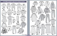 OTTOBRE Design is a magazine specializing in children's and youth fashion. Each issue includes more than forty trendy designs and complete patterns and instruction for sewing. China Girl, Clothing Patterns, Sewing Patterns, Crash Test, Blog Couture, Fans, Summer Kids, Magazine Design, Sewing Hacks